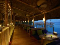 Мальдивы. Gili Lankanfushi Resort, Maldives (ex. Soneva Gili by Six Senses). By The Sea Restaurant