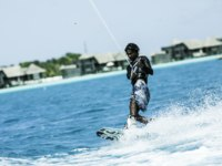 Мальдивы. Gili Lankanfushi Resort, Maldives (ex. Soneva Gili by Six Senses). Water Skiing