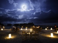 Мальдивы. Gili Lankanfushi Resort, Maldives. Full Moon Dinner