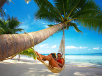 Мальдивы. Maldives. Tropic lounging. Фото Дмитрий Эрслер - Depositphotos