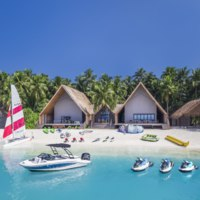 Мальдивы. The St. Regis Maldives Vommuli Resort. Vommuli Dive Watersports Centre