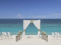 Мальдивы. The St. Regis Maldives Vommuli Resort. Beach Wedding