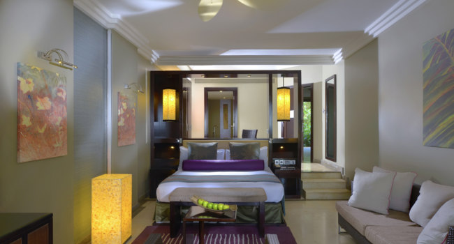 Маврикий. InterContinental Mauritius Resort Balaclava Fort. Deluxe Ocean Facing Room
