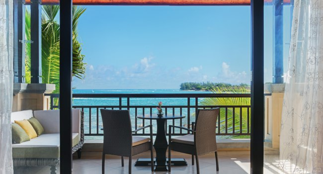 Клуб путешествий Павла Аксенова. Маврикий. The Westin Turtle Bay Resort Spa Mauritius. Ocean Suite - Terrace with Ocean View