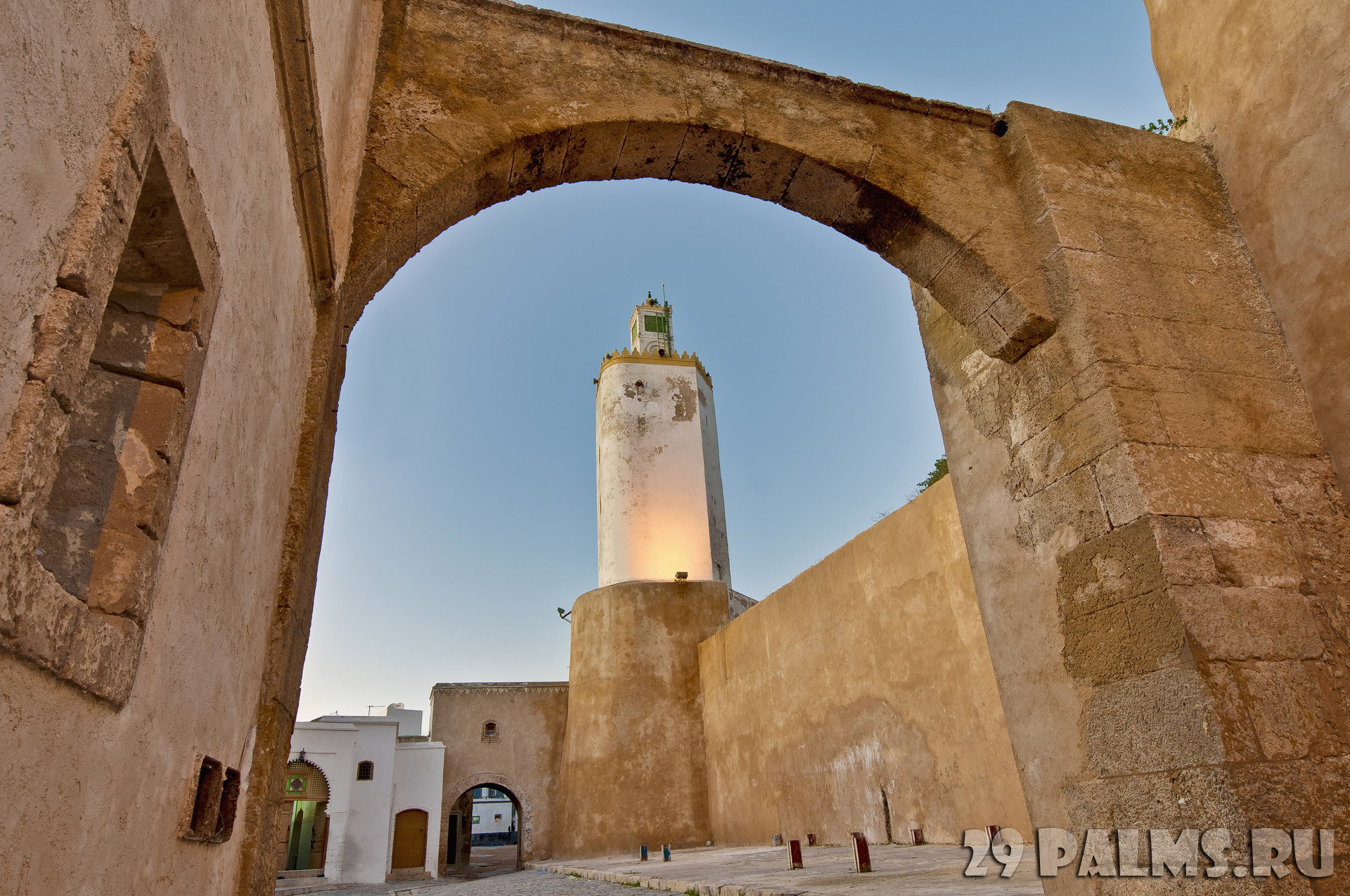 Клуб путешествий Павла Аксенова. Марокко. Эл-Джадида. Mazagan Fortress at El-Jadidia, Morocco. Фото Anibal Trejo - Depositphotos