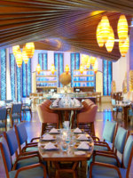 Клуб путешествий Павла Аксенова. Марокко. Эль-Джадида. Mazagan Beach & Golf Resort. Restaurant Sel de mer