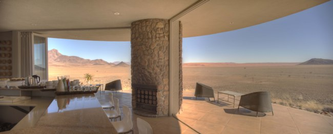 Клуб путешествий Павла Аксенова. Намибия. Beyond Sossusvlei Desert Lodge. Общепит