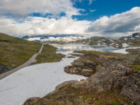 Блог Павла Аксенова. Норвегия. Scenic 55 road, Norway. Фото javarman - Depositphotos