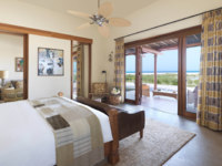 ОАЭ. Абу-Даби. О. Сир Бани Яс. Anantara Sir Bani Yas Island Al Sahel Villas Resort. One Bedroom Pool Beach Villa