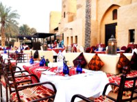 Клуб путешествий Павла Аксенова. ОАЭ. Эмират Дубай. JA Al Sahra Desert Resort. Banquet Set Up
