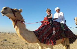 Клуб путешествий Павла Аксенова. ОАЭ. Эмират Дубай. JA Al Sahra Desert Resort. Camel Excurion
