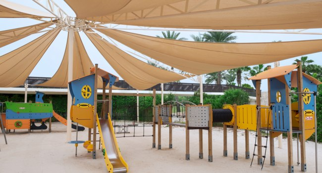Клуб путешествий Павла Аксенова. ОАЭ. Эмират Дубай. JA Jebel Ali Beach Hotel - Childrens playgound