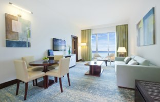 Клуб путешествий Павла Аксенова. ОАЭ. Эмират Дубай. JA Ocean View Hotel. Sea View Junior Suite