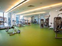 Клуб путешествий Павла Аксенова. ОАЭ. Эмират Дубай. JA Ocean View Hotel. Gym