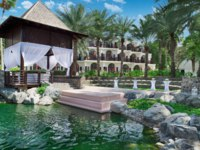 Клуб путешествий Павла Аксенова. ОАЭ. Эмират Дубай. JA Jebel Ali Beach Hotel - JA Palm Tree Court & Spa - JA The Residence - Amphitheater