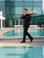 Jumeirah Living World Trade Centre Residence - Butler Service by the Pool