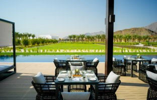 Клуб путешествий Павла Аксенова. ОАЭ. Эмират Фуджейра. InterContinental Fujairah Resort. Dining