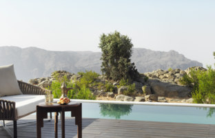Клуб путешествий Павла Аксенова. Оман. Провинция Эд Дахилия. Anantara Al Jabal Al Akhdar Resort. One Bedroom Anantara Cliff Pool Villa