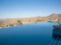 Клуб путешествий Павла Аксенова. Оман. Провинция Эд Дахилия. Anantara Al Jabal Al Akhdar Resort.Pool