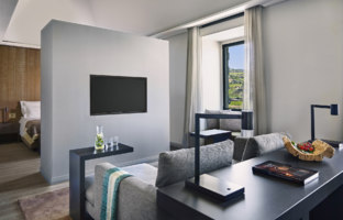Клуб путешествий Павла Аксенова. Португалия.  Six Senses Douro Valley. Quinta Suite living room