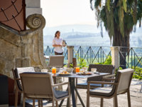 Клуб путешествий Павла Аксенова. Португалия.  Six Senses Douro Valley. Breakfast service