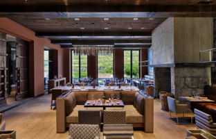 Клуб путешествий Павла Аксенова. Португалия.  Six Senses Douro Valley. Dining Room