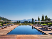 Клуб путешествий Павла Аксенова. Португалия.  Six Senses Douro Valley. Swimming pool