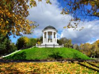 Золотое кольцо России. Кострома. Russia, Kostroma city in the autumn season. Фото elenstudio - Depositphotos