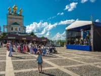 Золотое кольцо России. Плес. City of Ples, Ivanovo region, Russia. Фото svn48 - Depositphotos