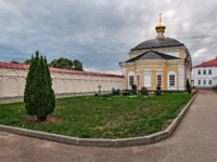 Россия. Ростов Великий. Троице-Варницкий монастырь. Monastery of the Trinity-Sergiev Varnitsky, Rostov Veliky. Фото Simanovskiy-Deposit
