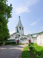 Золотое кольцо России. Суздаль. The city of Suzdal, the Golden ring of Russia, the Kremlin with the Christmas Cathedral, 1220. Фото Simanovskiy - Depositphotos
