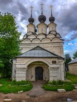 Суздаль. Лазаревская церковь. Lazarevskaya churches in Suzdal (historic small town in Vladimir region). Golden ring, Russia. Фото demerzel21 - Depositphotos