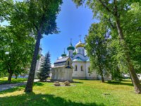 Спасо-Евфимиев монастырь Суздаля. Saviour Monastery of Saint Euthymius view in Suzdal, Russia along the Golden Ring. Фото demerzel21 - Depositphotos
