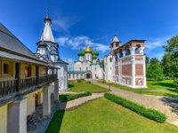 Спасо-Евфимиев монастырь Суздаля. Cathedral of the Transfiguration of the Saviour, Monastery of Saint Euthymius in Suzdal, Russia. Фото demerzel21 - Depositphotos
