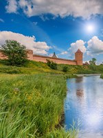 Спасо-Евфимиев монастырь Суздаля. Saviour Monastery of St. Euthymius is a monastery in Suzdal, Russia. Фото BestPhotoStudio - Depositphotos