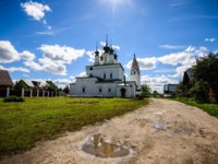 Суздаль. Александровский монастырь. Alexandrovsky monastery in Suzdal, Golden Ring of Russia. Фото red-feniks - Depositphotos