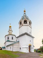 The Church of St. Nicholas Nicholo-Galeyskaya. The first mention in the XII century. It was a wooden church in honor of St. Nicholas. Vladimir. Фото Belikart-Deposit