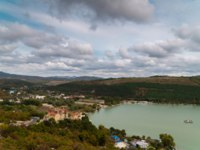 Россия. Озеро Абрау. Lake Abrau and its attractions in the vicinity of Novorossiysk. Фото gennadich-73.mail.ru - Depositphotos