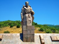 Новороссийск. Monument to the `Sailors of the Revolution`, installed on the banks of the Tsemess Bay in 1980, Novorossiysk. Russia. Фото EhayDy - Deposit