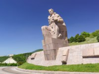 Новороссийк. Monument to the Sailors of the revolution at the turn of the route Novorossiysk-Tuapse. Novorossiysk. Russia. Фото Garmashevanatali - Deposit