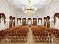 Россия. Санкт-Петербург. Талион Империал отель. Мероприятия. Taleon Imperial Hotel St. Petersburg. Imperial Grand Hall conference