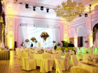 Россия. Санкт-Петербург. Талион Империал отель. Мероприятия. Taleon Imperial Hotel St. Petersburg. Imperial Grand Hall wedding
