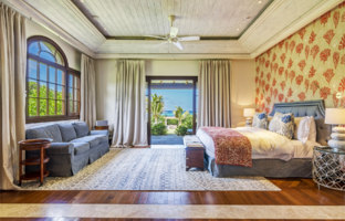 Клуб путешествий Павла Аксенова. Сент Винсент и Гренадины. О.Кануан. Turtle Creek Master Bedroom