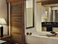 Клуб путешествий Павла Аксенова. Таиланд. Хуа-Хин. Anantara Hua Hin Resort. Anantara Garden View Suite Bathroom