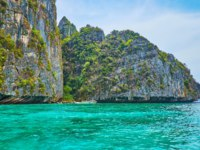 The beauty of Phi Phi Leh Island, Krabi, Thailand. Фото efesenko - Depositphotos