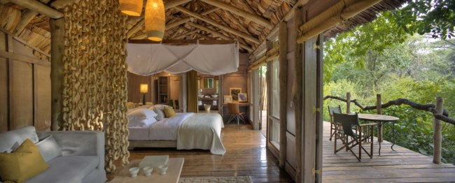 Клуб путешествий Павла Аксенова. Танзания. &Beyond Lake Manyara Tree Lodge. Размещение