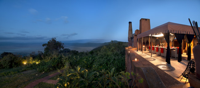 Клуб путешествий Павла Аксенова. Танзания. &Beyond Ngorongoro Crater Lodge. Активный отдых