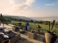 Клуб путешествий Павла Аксенова. Танзания. &Beyond Ngorongoro Crater Lodge. Общепит