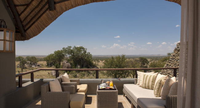 Клуб путешествий Павла Аксенова. Танзания. Four Seasons Safari Lodge Serengeti. Horizon Room Terrace