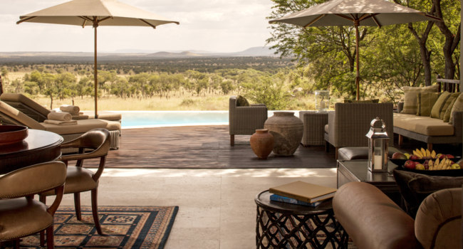 Клуб путешествий Павла Аксенова. Танзания. Four Seasons Safari Lodge Serengeti. Two Bedroom Villa